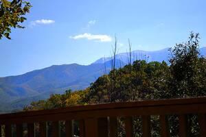 Mountain High cabin